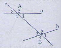 Các góc tạo bởi một đường thẳng cắt hai đường thẳng-1