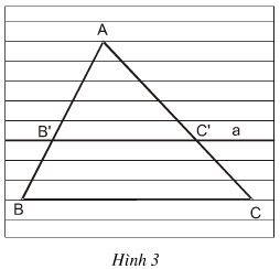 Định lí Talet trong tam giác - Hình học 8 - Toán lớp 8-1
