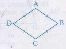 Định nghĩa, tính chất hình thoi-1