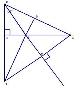 Cách chứng minh 3 điểm thẳng hàng qua các ví dụ - Toán lớp 7-3