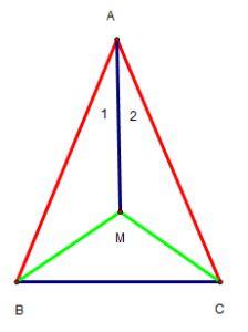 Ví dụ cách chứng minh hai tam giác bằng nhau-6