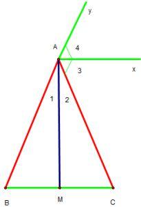 Ví dụ cách chứng minh hai tam giác bằng nhau-7