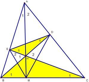 Cách chứng minh hai tam giác đồng dạng và ứng dụng-5