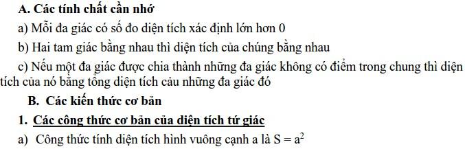 Nội dung bồi dưỡng học sinh giỏi lớp 9 môn Toán-6