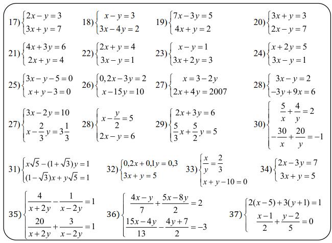 Chủ đề 3: Phương trình và Hệ phương trình - Phần Đại số-11