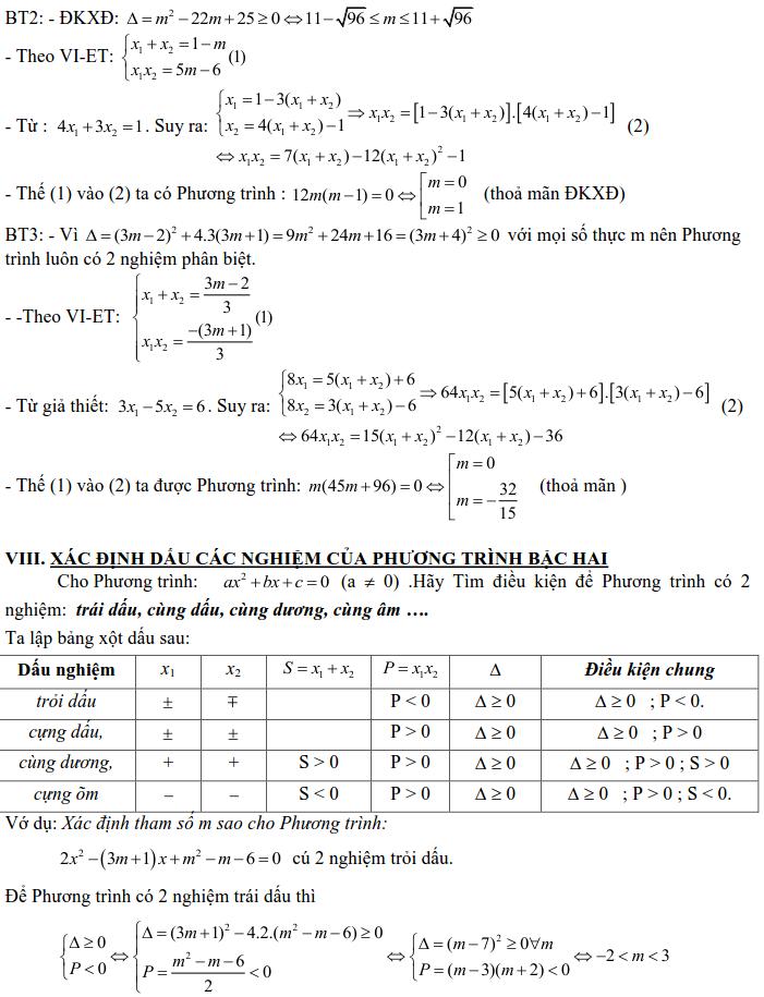 Dạng 3: Phương trình và hệ phương trình-13