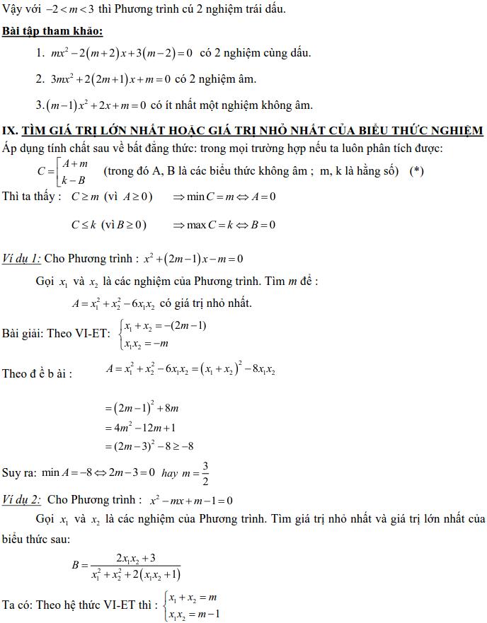 Dạng 3: Phương trình và hệ phương trình-14