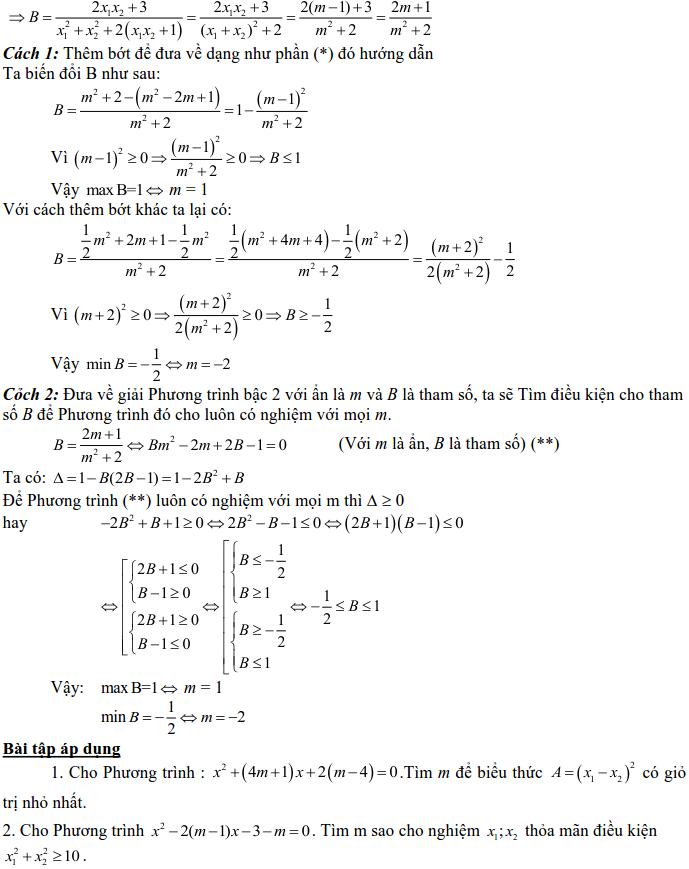 Dạng 3: Phương trình và hệ phương trình-15