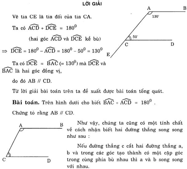 Vẽ thêm yếu tố phụ để chứng minh hai đường thẳng song song-2