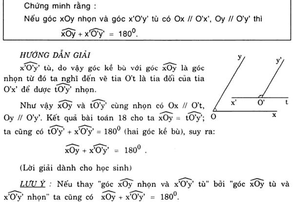 Vẽ thêm yếu tố phụ để giải bài toán chứng minh góc-3
