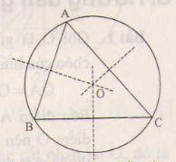 Định nghĩa đường tròn, tính chất của đường tròn
