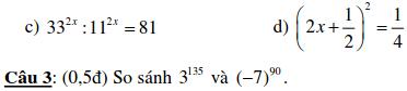 Đề kiểm tra Đại số 7 chương 1 THCS Đức Trí tp.HCM