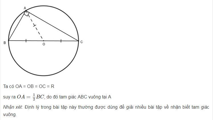 Ôn lại kiến thức về độ dài đường tròn, cung tròn trong lớp 9