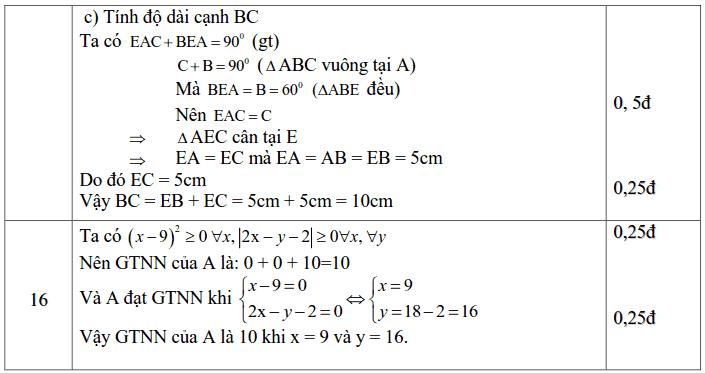 Đề kiểm tra giữa HK2 môn Toán 7 THCS Tiên Hiệp 2018-2019 có đáp án-6
