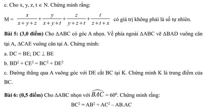 Đề thi HSG môn Toán 7 huyện Hoằng Hóa năm 2014-2015-1