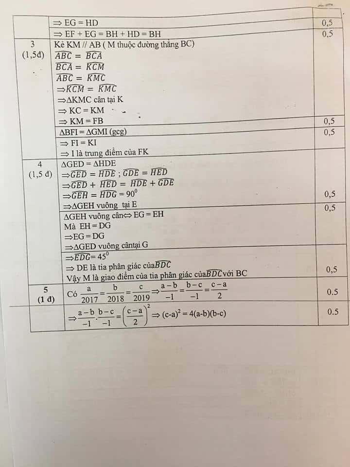 Đề thi HSG môn Toán 7 huyện Thanh Trì năm 2018-2019 có đáp án-3