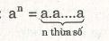 Các dạng toán về chia hai lũy thừa cùng cơ số – Bồi dưỡng Toán 6